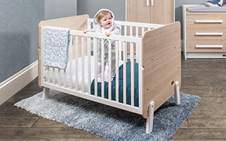 Nursery Kids Furniture Crafted