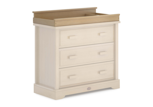 Squared Changing Station (for 3 Drawer Dresser)