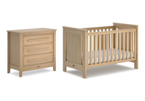 Plaza Dropside 2 Piece Nursery Furniture Set (with Chest)