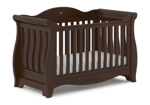 Sleigh Allure Cot Bed