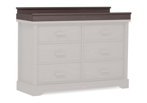 Squared Changing Station (for 6 Drawer Dresser)