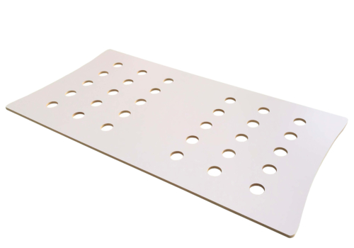 bassinet base board