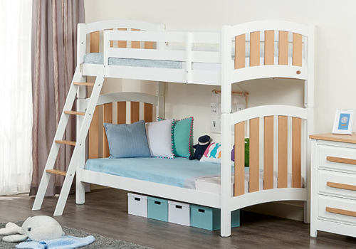 Milano King Single Bunk Bed