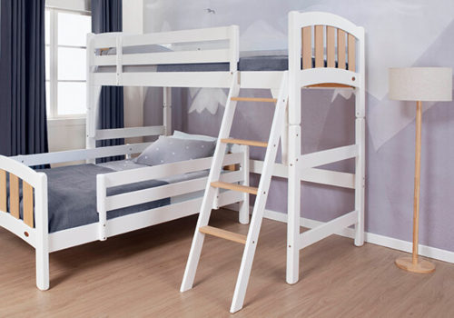 Milano King Single Loft Bed