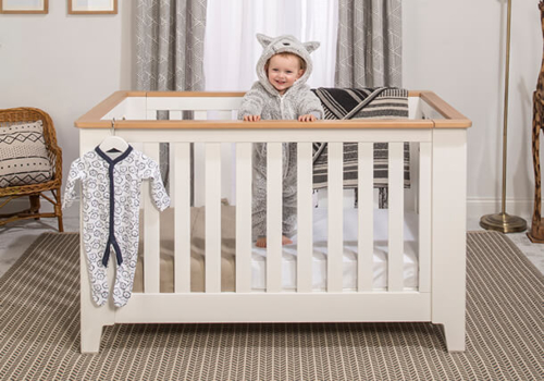Pioneer Expandable Cot Bed