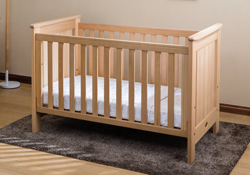 Plaza Cot Bed (Dropside)