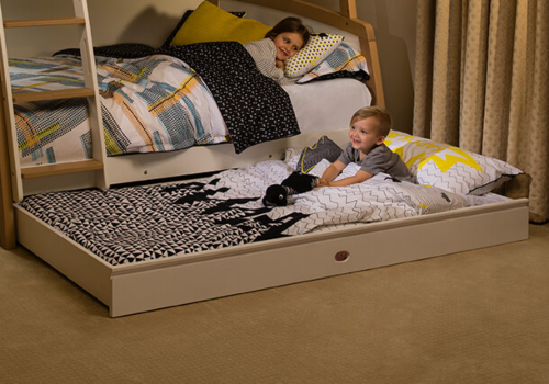 Trundle Tidy Bed