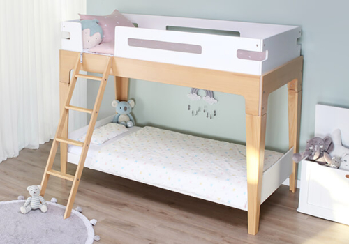 Tidy Single Bunk Bed