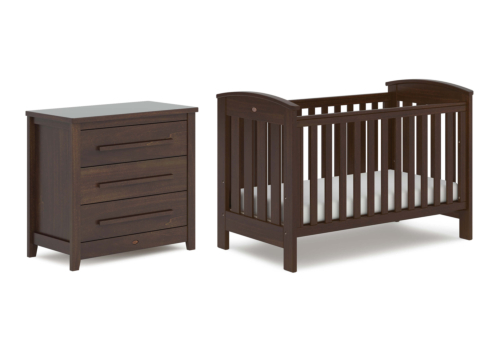 Classic Cot Bed (Dropside) 2 Piece Room Set