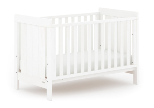 Noosa Cot bed - White