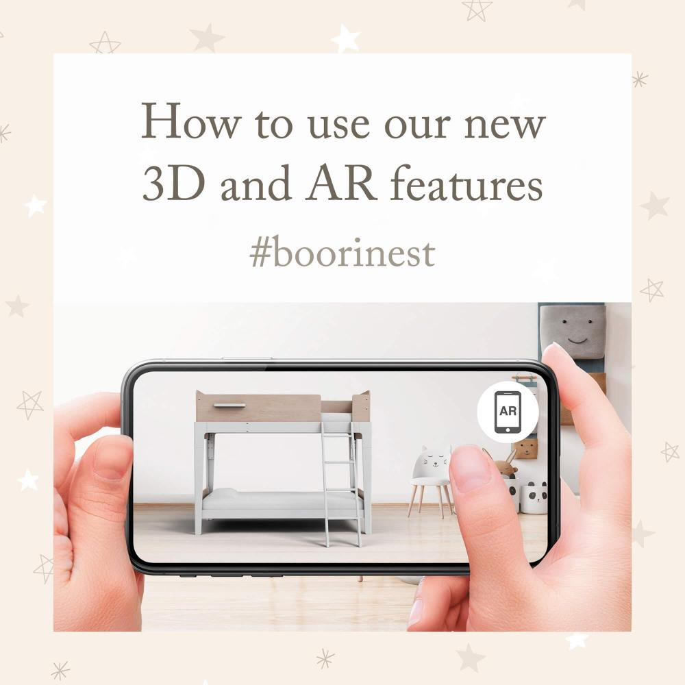 How to Use Our new AR & 3D Website Features