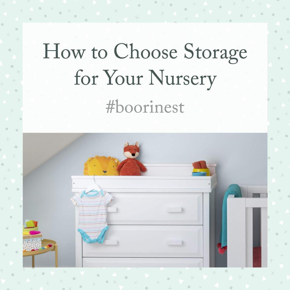 How to Choose Storage for Your Space