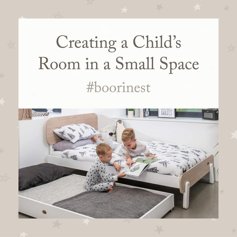 Tips for Creating a Child's Room in a Small Space