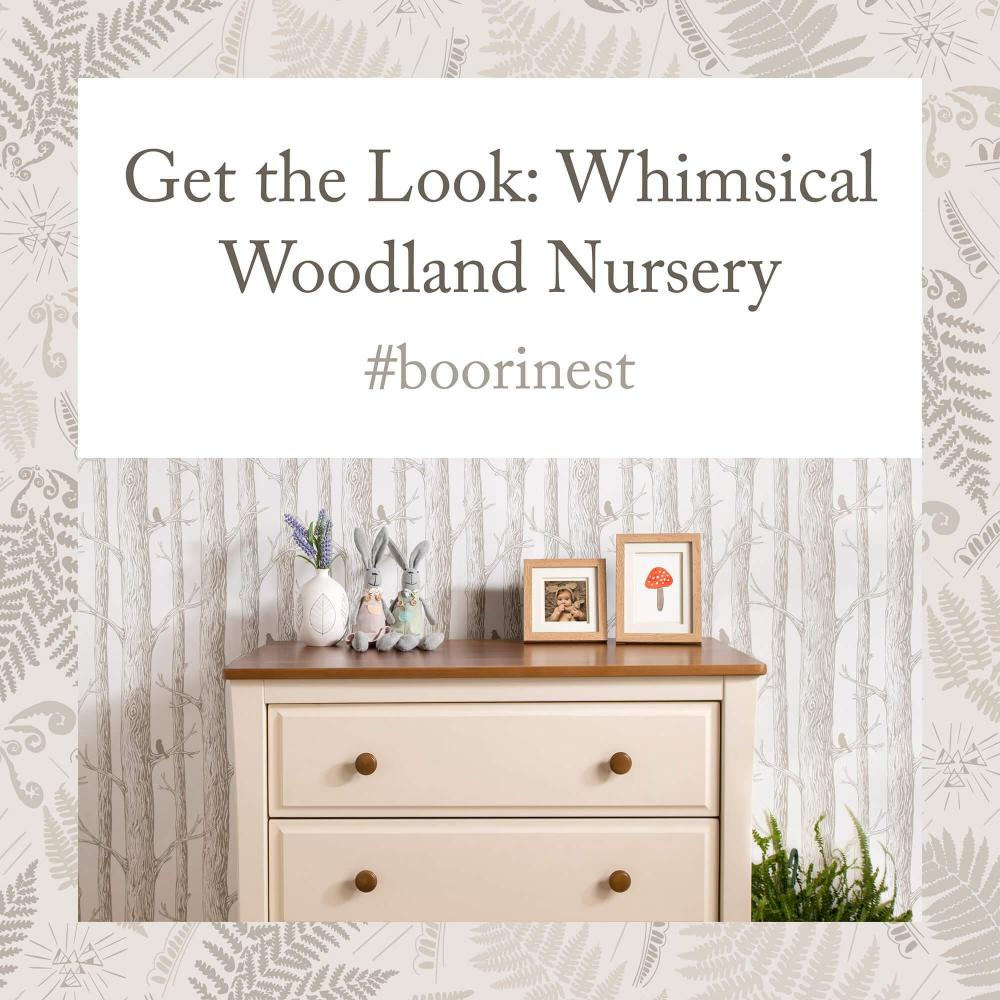 Get the Look - Whimsical Woodland Nursery