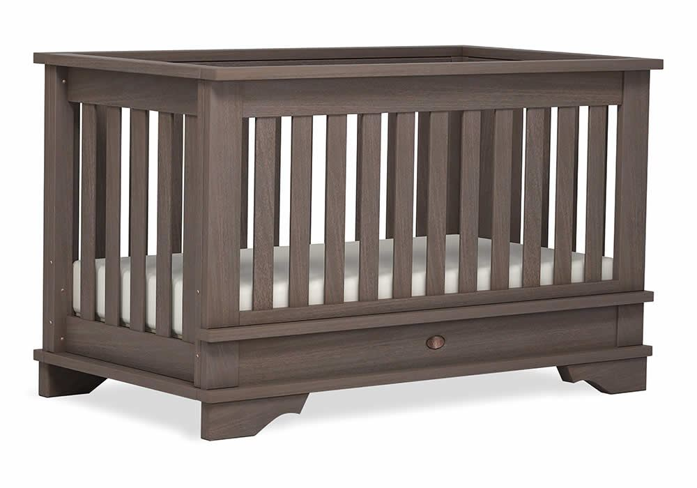 Eton Convertible Plus Cot bed - Mocha