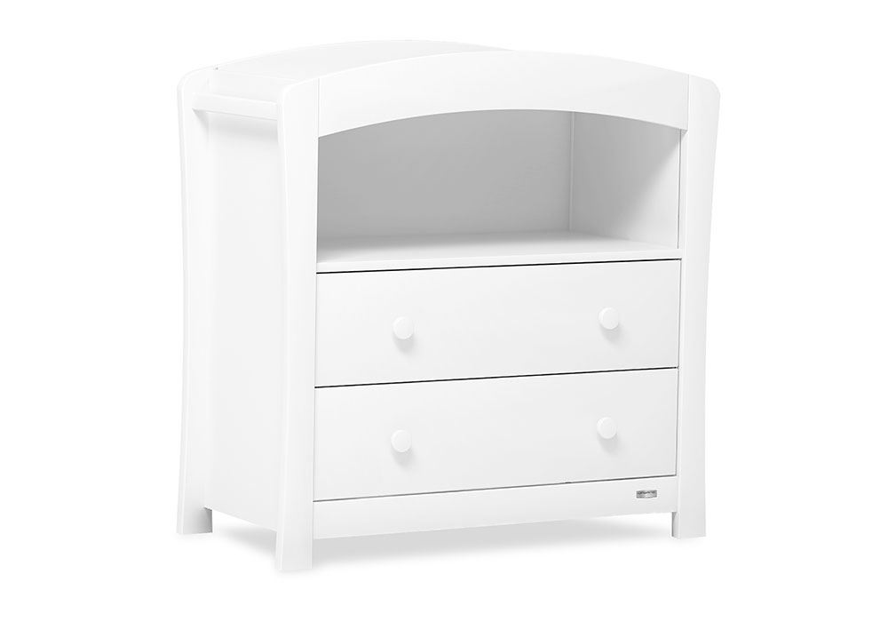 Sunshine 2 Drawer Chest Changer - White