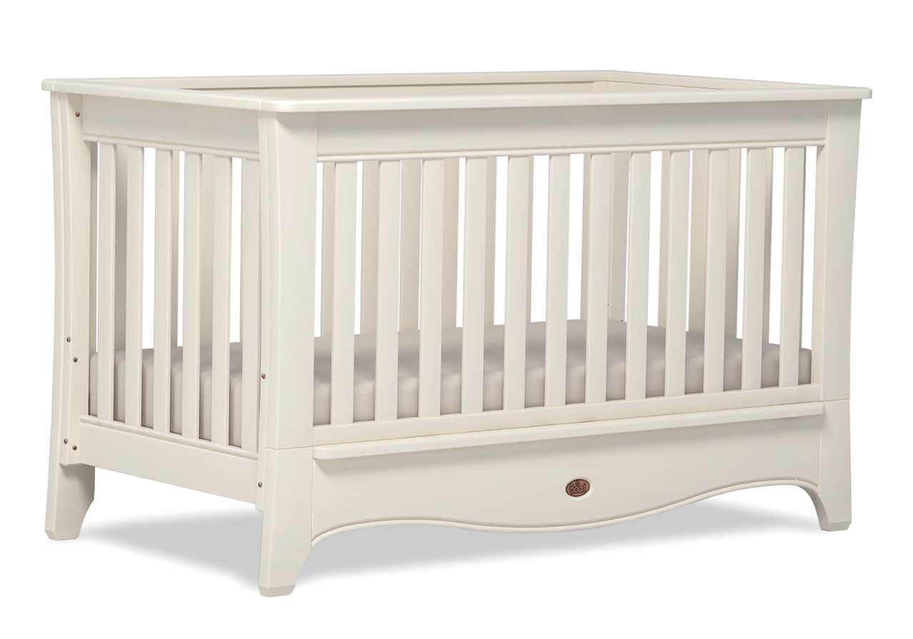 Provence Convertible Plus Cot bed - Ivory