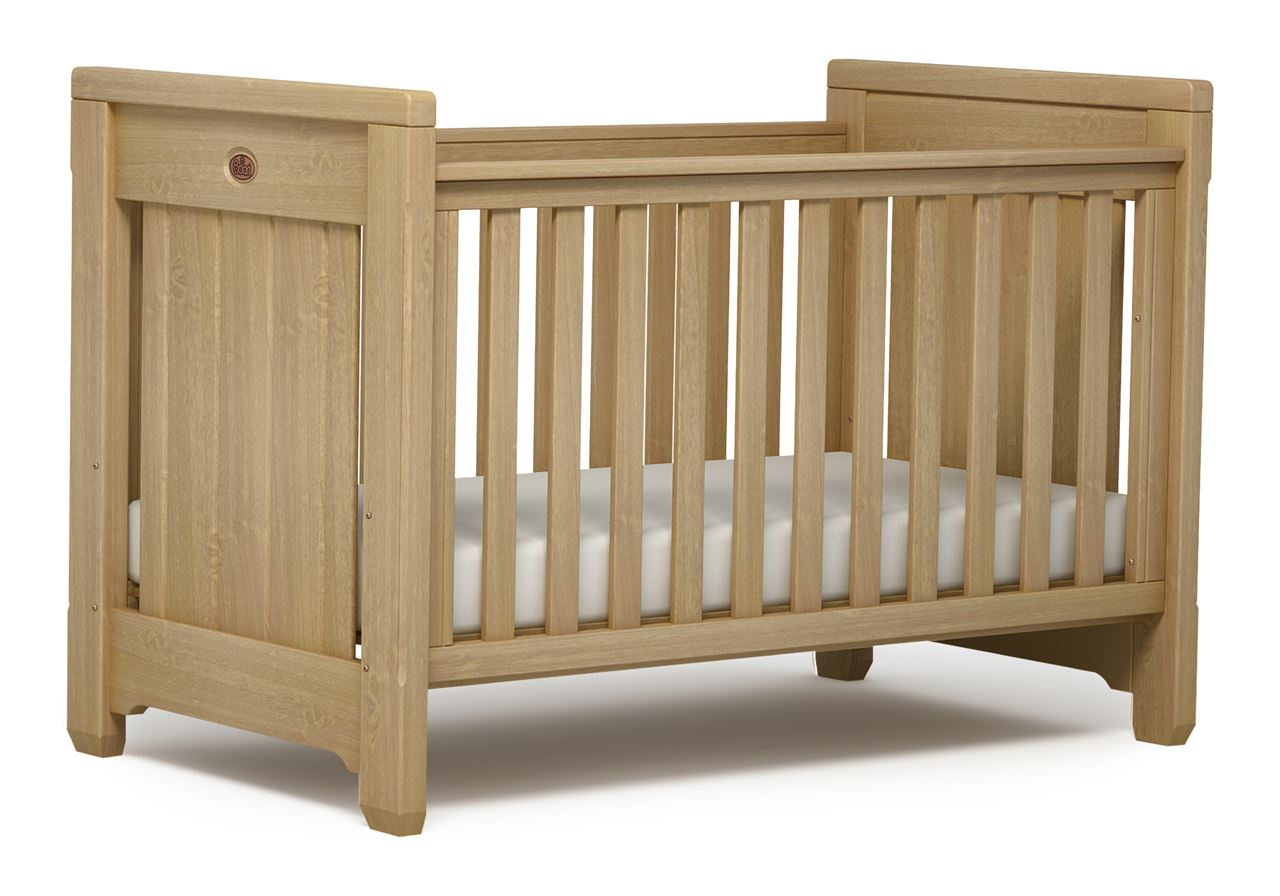 Pioneer Royale Cot bed - Almond