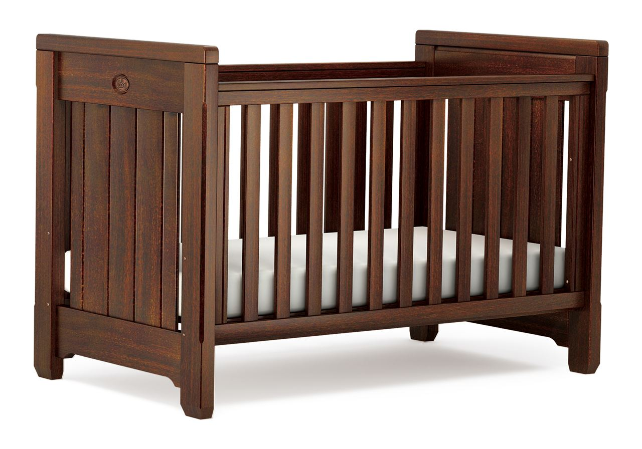 Pioneer Royale Cot bed - English Oak