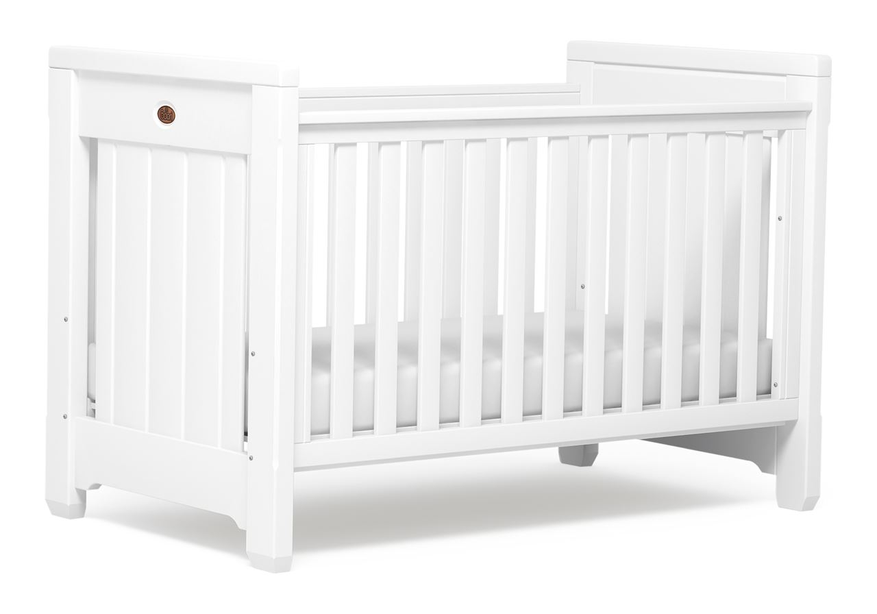 Pioneer Royale Cot bed - White