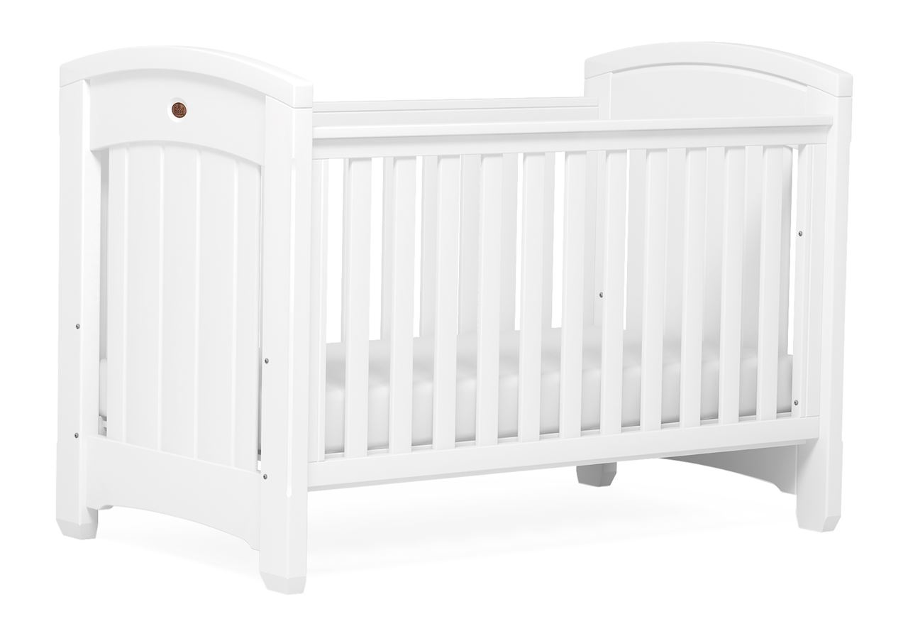 Classic Royale Cot bed - White
