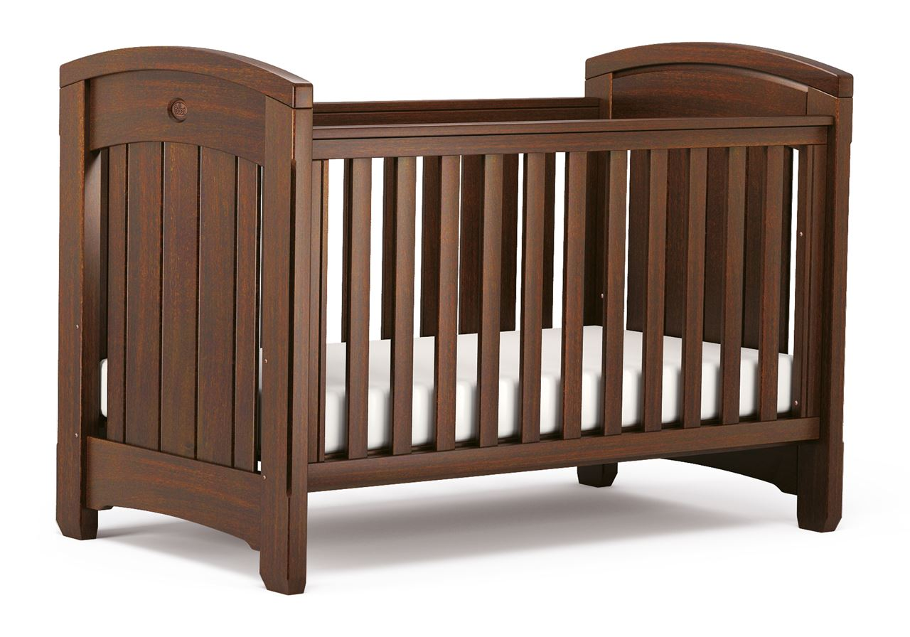 Classic Royale Cot bed - English Oak