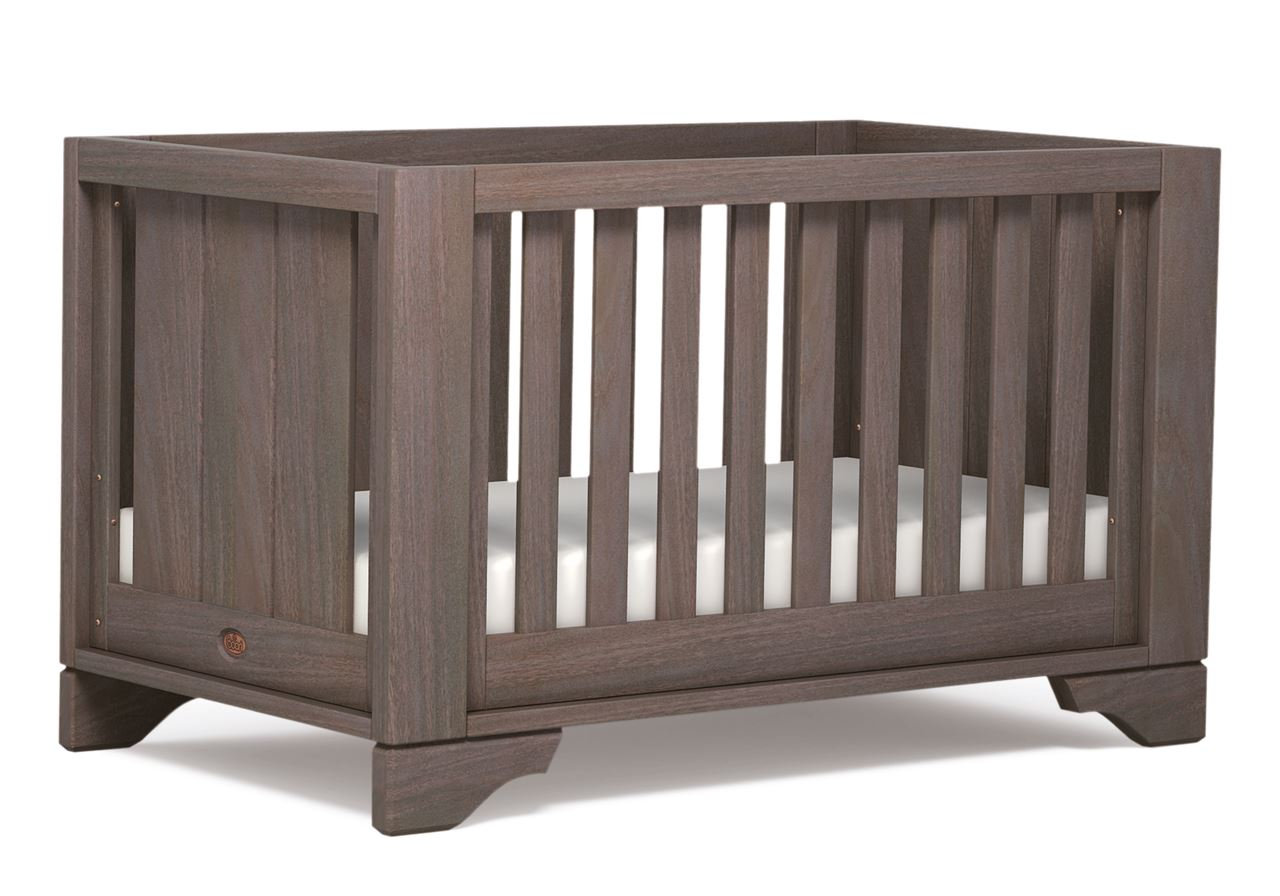 Eton Expandable Cot bed - Mocha
