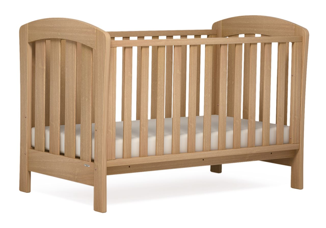 Sunshine Cot Bed - Almond
