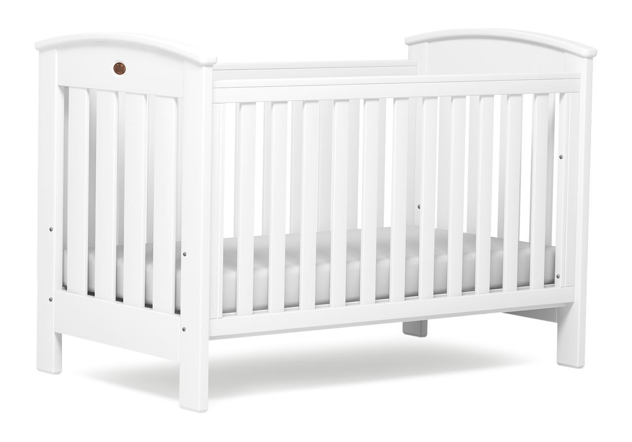 Classic Cot bed – White