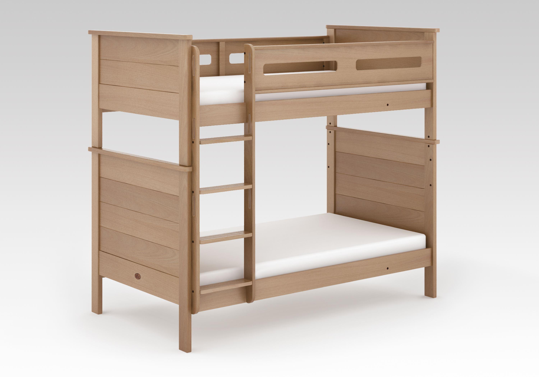 Pioneer King Bunk bed - Truffle