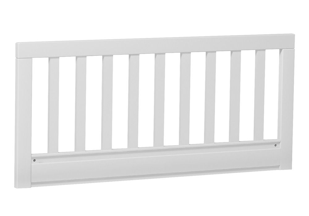 Toddler Guard Rail (for Convertible Plus Cot beds) - White