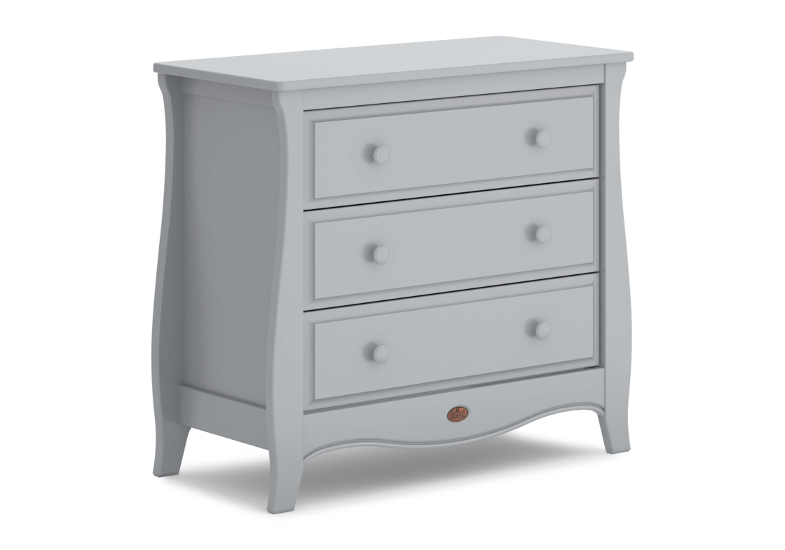 Sleigh Chest of Drawers (Smart Assembly)
