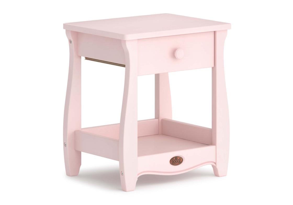 Sleigh Bedside Table