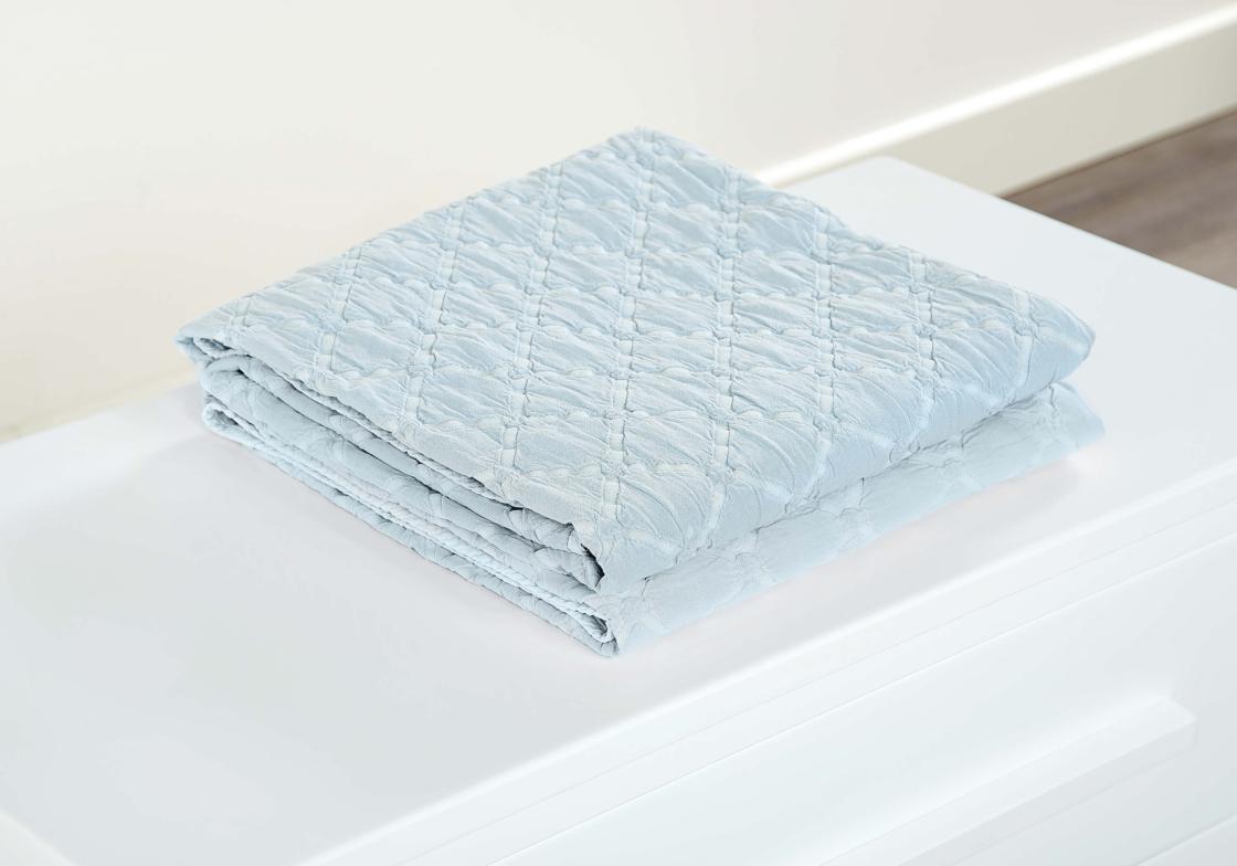 Diamond Jacquard Blanket Throw