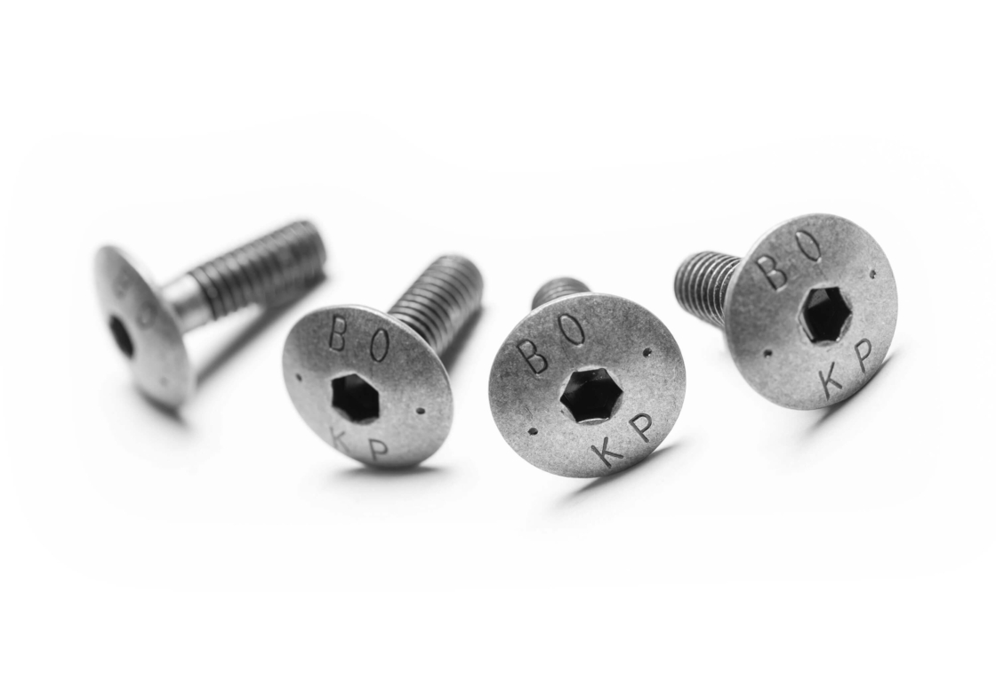 18mm Bolts (Pack of 4)