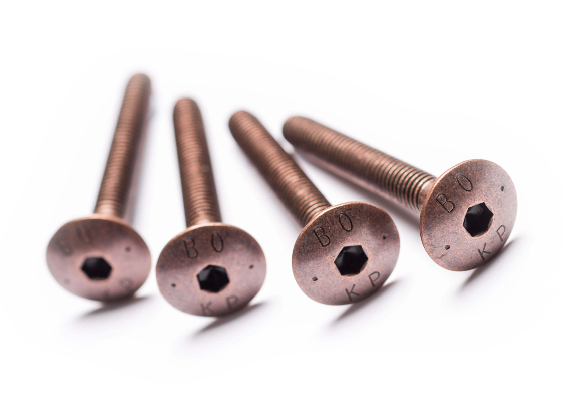 54mm Bolts (Pack of 4)