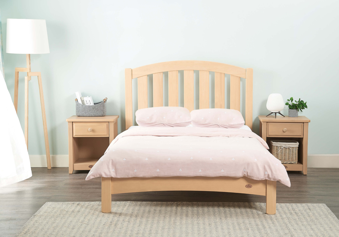 Milano Double Bed