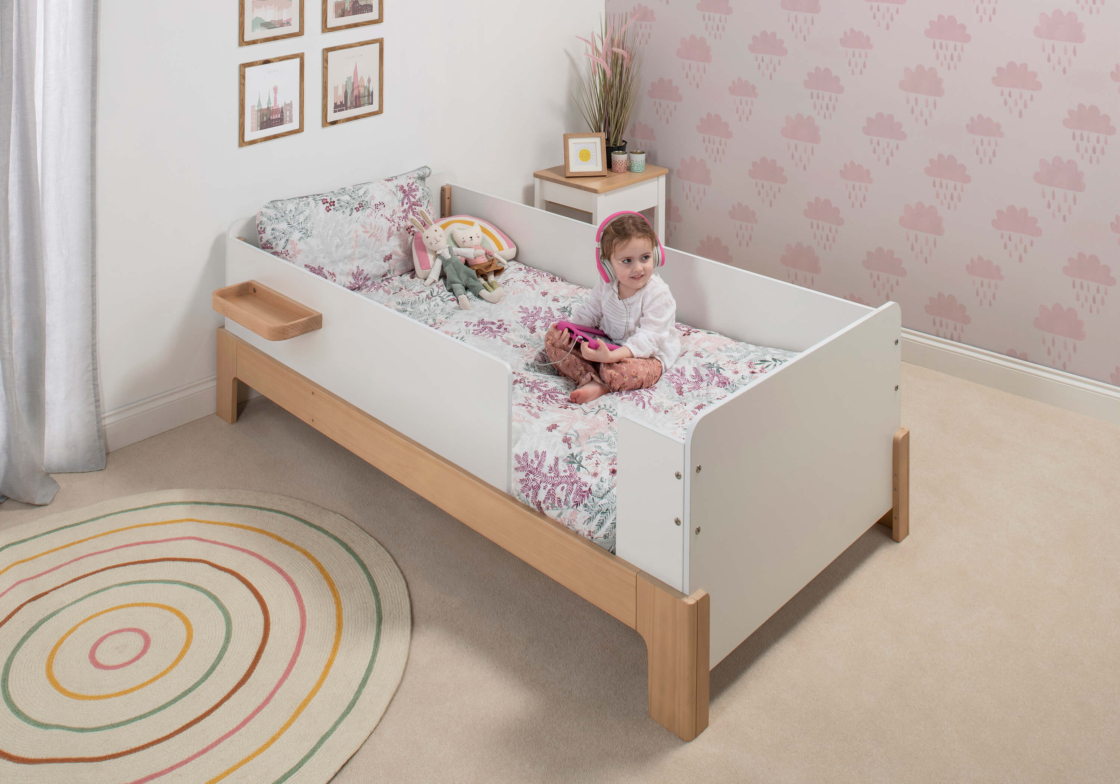 Natty Guarded Single Bed