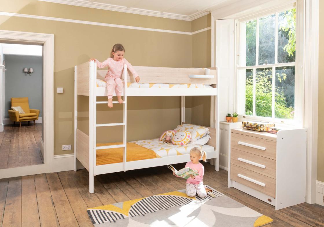 Natty King Single Bunk Bed
