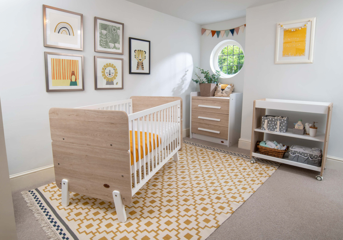 Natty Cot Bed (Pre-order for mid February Delivery)