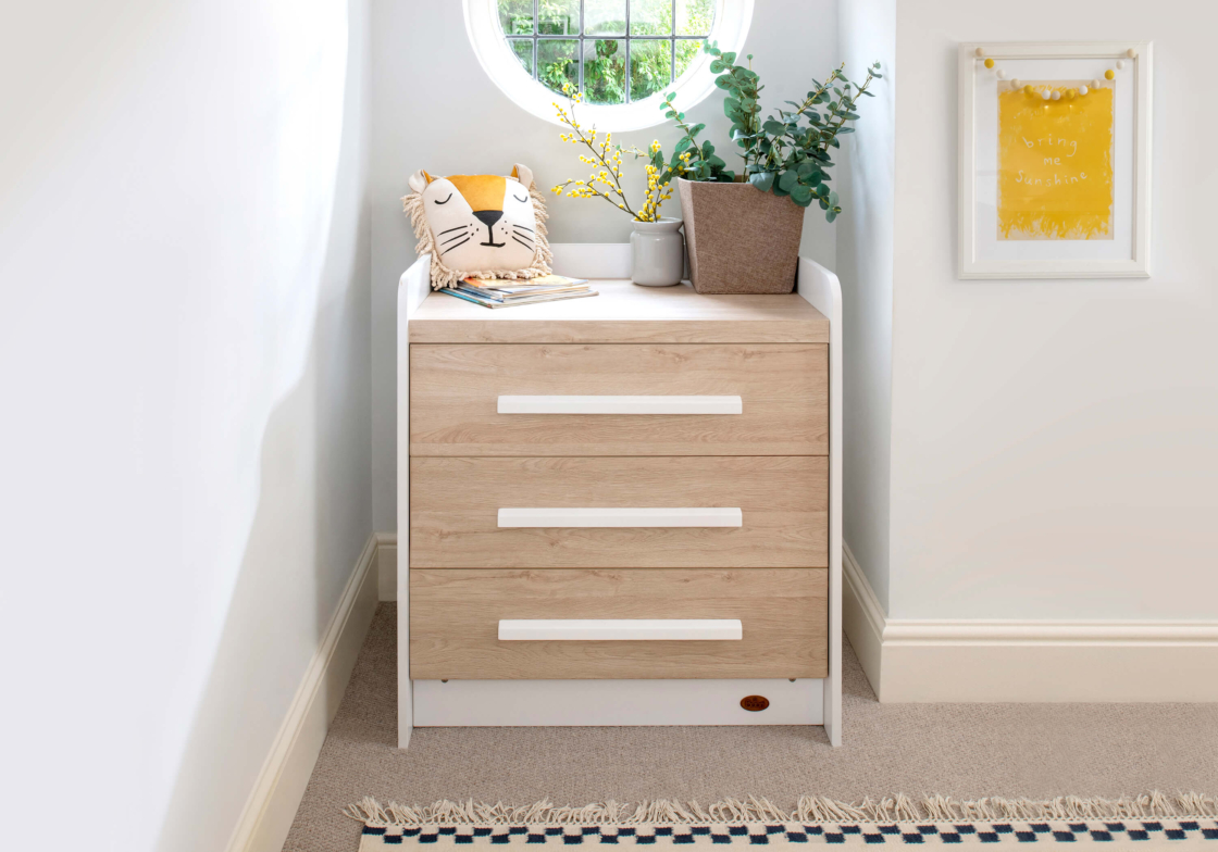 Neat 3 Drawer Chest (Pre-Order for Late April Delivery)