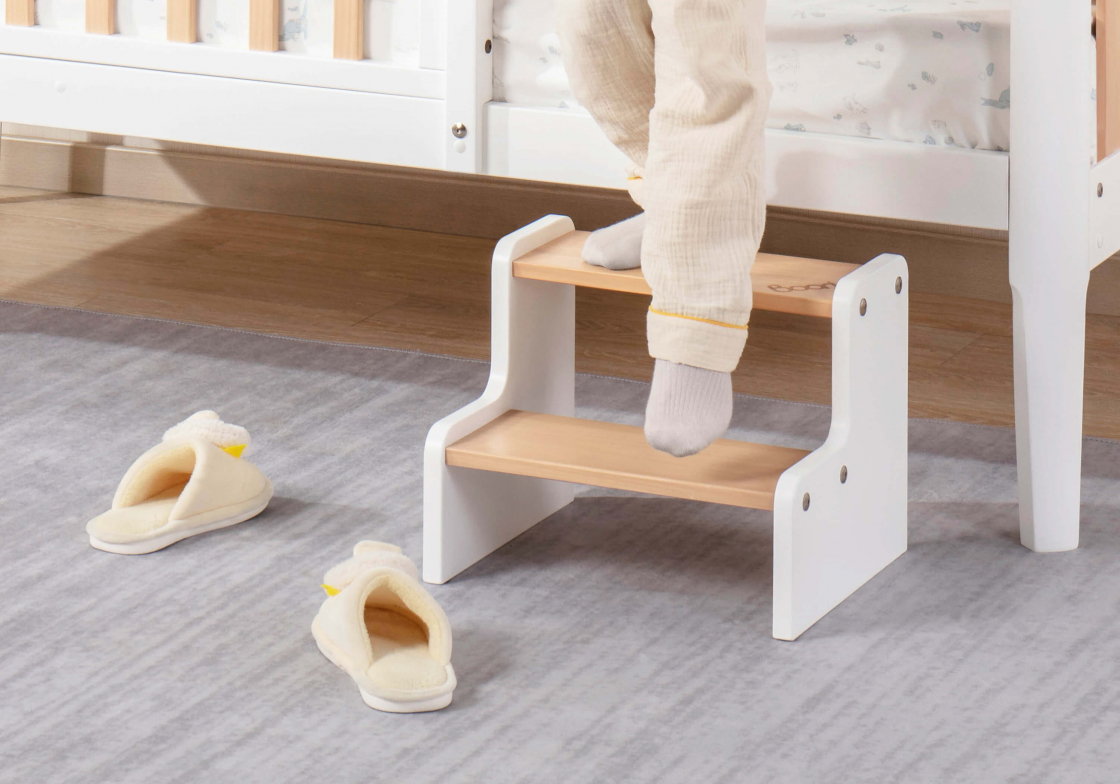 Tidy Foot Step Stool (Pre-order for Late October)