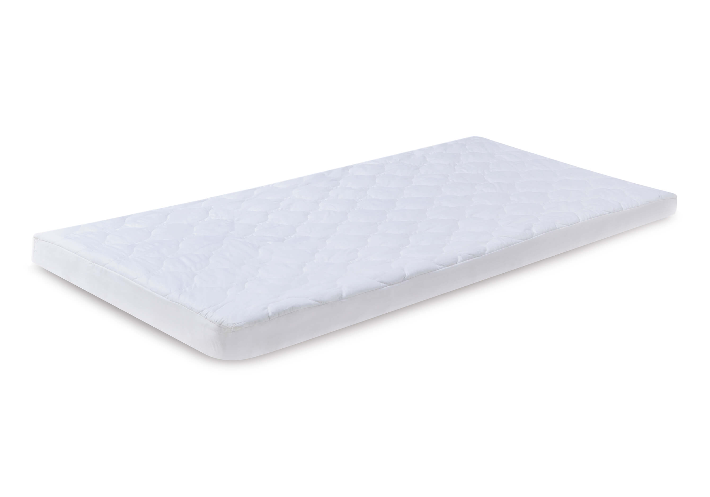 Fitted Mattress Protector For Cradles Boori