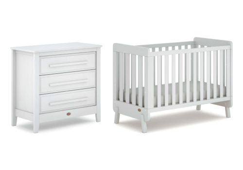Harbour 2 Piece Nursery Furniture Set (with Chest)
