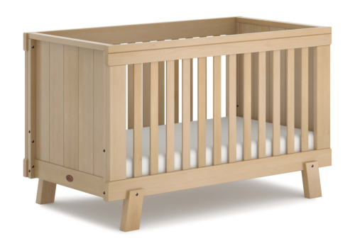 Lucia Cot Bed - Almond