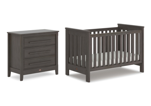 Pioneer 2 Piece Nursery Furniture Set (with Chest)