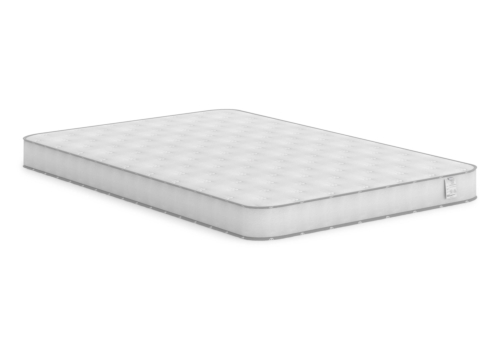 Long Double Bed Pocket Spring Mattress (200 x 136cm)