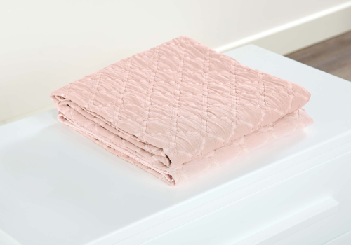 Diamond Jacquard Blanket Throw