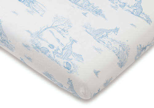 Cot Bed Fitted Sheets - Pack of 2 (132cm x 70cm)