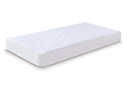 Boori Compact Cot Fitted Mattress Protector (119 x 65cm)